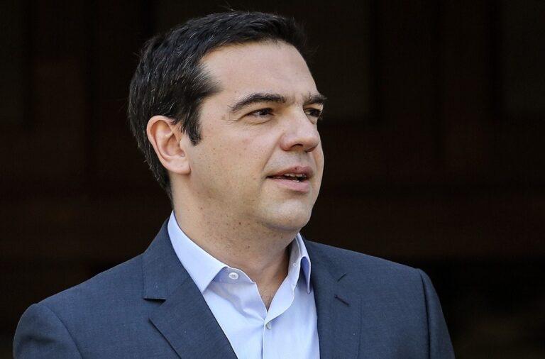 Στη Σύνοδο του Ευρωπαϊκού Συμβουλίου ο πρωθυπουργός Αλέξης Τσίπρας