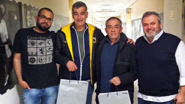 ΕΡΑσπορ: 20 χρόνια μετά το φιλικό της ΑΕΚ στο Βελιγράδι (audio)