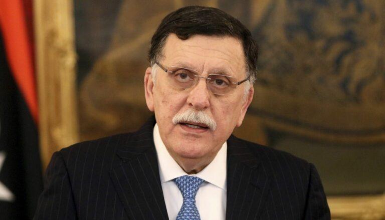 """Λιβύη: Ο Φαγιέζ αλ Σάρατζ προειδοποιεί τον Χαλίφα Χάφταρ για """"έναν πόλεμο χωρίς νικητή"""""""