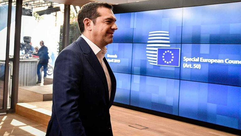 Brexit: Παράταση διαδικασίας ως τον Μάρτιο του 2020 πρότεινε ο Αλ. Τσίπρας