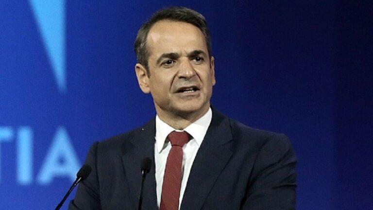 Στη Σύνοδο Κορυφής του Ευρωπαϊκού Λαϊκού Κόμματος ο Κ. Μητσοτάκης