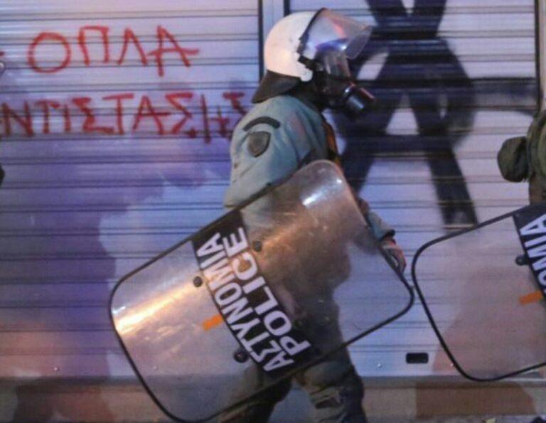 Διαμαρτυρία αστυνομικών σήμερα στη Θεσσαλονίκη λόγω μεταναστευτικού