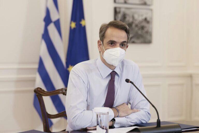 Μητσοτάκης: Για πρώτη φορά οι Έλληνες νιώθουν ότι το κράτος είναι στο ύψος των περιστάσεων